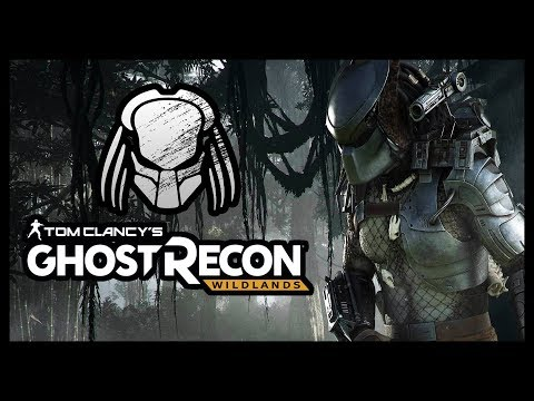 ON CHASSE LE PREDATOR ! (Ghost Recon Wildlands)