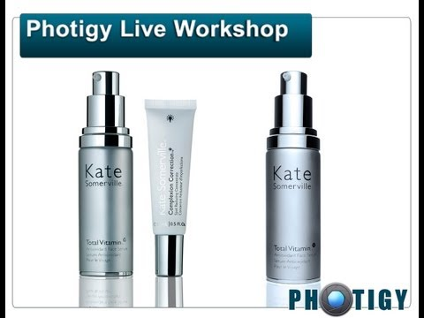 Product Photography Workshop: How to shoot glossy cosmetics