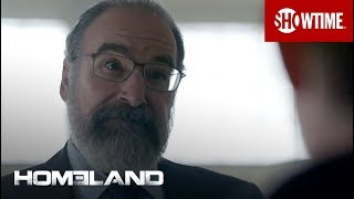 'You Tell Me, Not Carrie' Ep. 7 Official Clip | Homeland | Season 7
