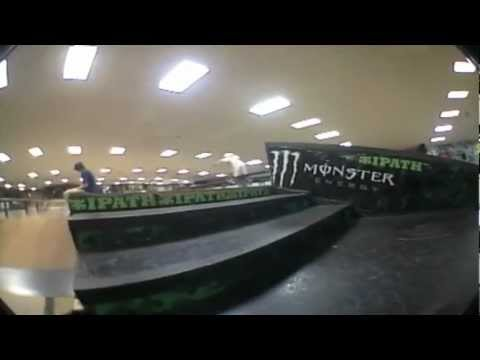 720 Double Flip Stairs - Robbyn Magby