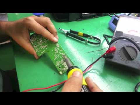 Epson Não Liga - Reparo na Placa Lógica (Troca do diodo) - SULINK ...
