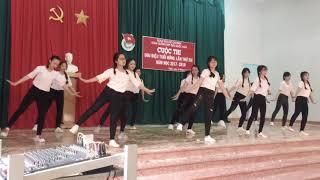 Mashup Cô tấm ngày nay shuffle dance- Bắc kim thang-Sẻ chia từng phút giây 12b5 thpt TQT eakar