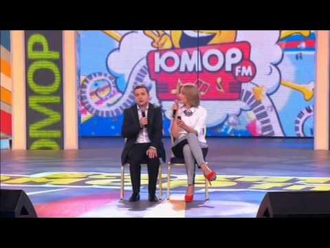 Все хиты Юмора FM с участием Михаила Задорнова 27.10.13