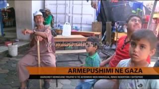 Gaza, rinis ndërtimi i shtëpive - Top Channel Albania - News - Lajme