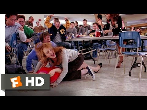 Mean Girls (2/10) Movie CLIP - Cady Goes Primal (2004) HD