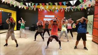 Download Lagu DAHIL SAYO / CHOREO  BY PENZKY VIRAY / ZUMBA / DANCE FITNESS Gratis STAFABAND