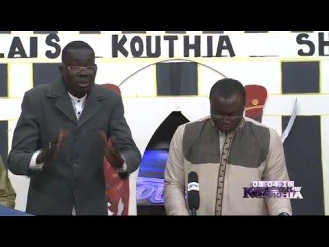 Regardez  Yahya jammeh à Yayi Boni et le 1er ministre sénégalais - Kouthia show - 08 Avril 2016