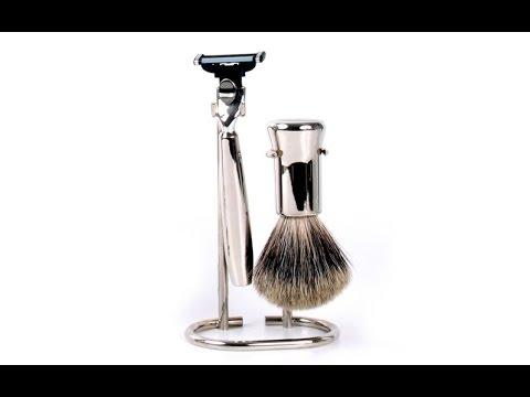 Como fazer a barba ( Gillete Mach 3 ) - Aprenda