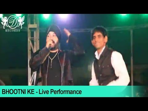 Bhootni Ke | Live | Shimla Summer Festival | Daler Mehndi