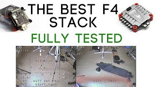 Fully Tested The Best Flight Controller 4in1 ESC Stack // Dalrc F405 , Dalrc Engine ESC