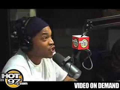HOT 97- Angie Martinez interviews Styles P