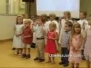 Hyperactive Kid in Kid's Choir