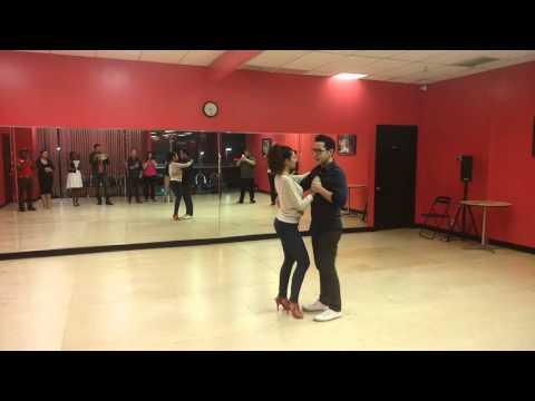 Kizomba Klass w/Erick  Ortiz & Tanya Yvonne (Review 28)