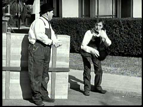 Filming Location - The Music Box (1932) - Laurel and Hardy (2015 Version)