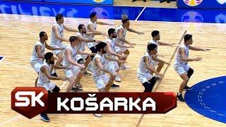 Ples Igrača Novog Zelanda pred Meč sa Sirijom | SPORT KLUB Košarka