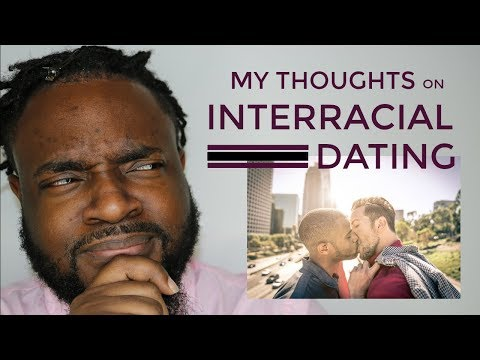 Interracial dating get out