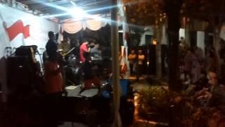 Musik (3) - Perayaan HUT RI ke 70 th 2015 Bambu Apus Taman Yasmin Bogor 16 Agustus 2015