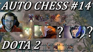 AUTO CHESS WARRIORS?! KNIGHTS?! Bishop Gameplay Commentary Dota 2