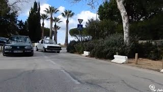 VW GOLF 3 E VW CADDY roller shot