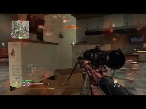IReapZz - MW2 Montage 4 HD Video