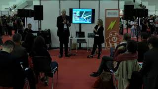 Prof. Bruno Siciliano's presentation @ Maker Faire Rome 2018 - 14 Oct 2018