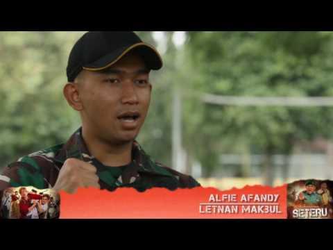 Behind The Scenes Seteru Film: Alfie Alfandy