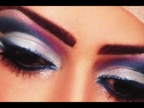 Arab Bridal Makeup. Arabic Bridal make up looks
