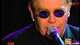 Elton John- Larry King Live, February 7, 2005. Turn the Lights Out When You Leave
