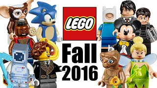 Top 10 Most Wanted LEGO Sets of Fall 2016!