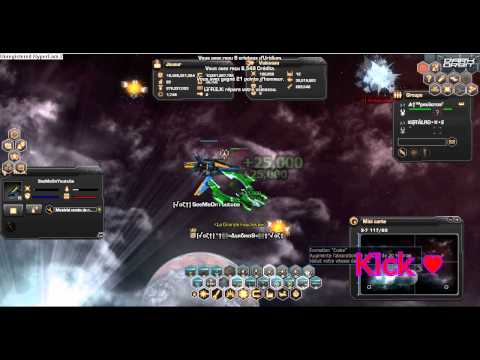 Dark Orbit Fr4 GOLIATH ♥3 Stars FULL LF4 lvl 16