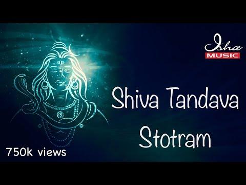 Shiva Tandava Stotram (jatatavigalajjala Pravahapavitasthale ...) - With Lyrics video