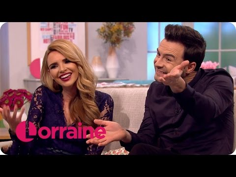 Nadine Coyle And Shane Filan On Their Duet | Lorraine