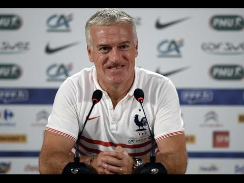 Replay : Conférence de presse de Didier Deschamps !
