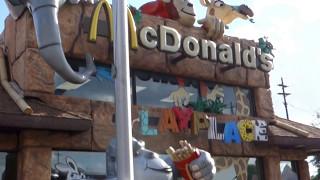 Toilet Tour: Dallas Zoo McDonalds