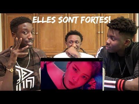 French Boys Reacts To Red Velvet 'Bad Boy' MV
