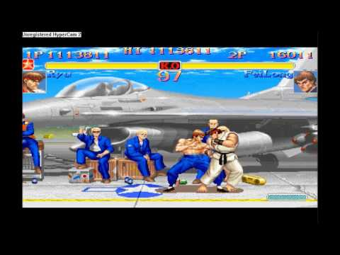 Misc Computer Games - Street Fighter Ii Ryu