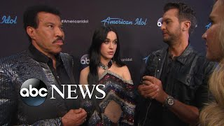 Download Lagu Ryan Seacrest, Katy Perry and Lionel Richie on how this season is different Gratis STAFABAND