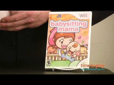 Babysitting Mama from Majesco Entertainment