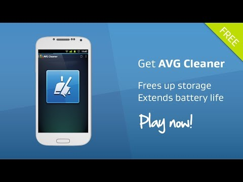 Introducing AVG Cleaner for Android | Free Up Phone Storage | Save Phone Battery Life
