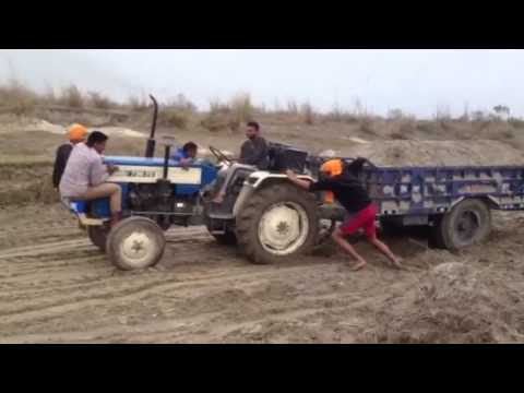 Tractor Stunt By Jassal video