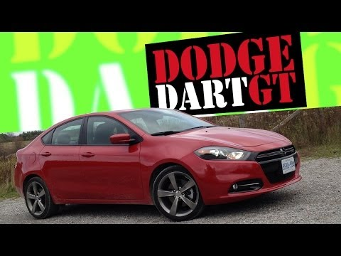 Dodge Dart GT - THE ESSENTIALS ROAD TEST