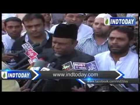 Full Video: Tension in Hyderabad Old City on 6 dec on 21st Babri Masjid demolition anniversary