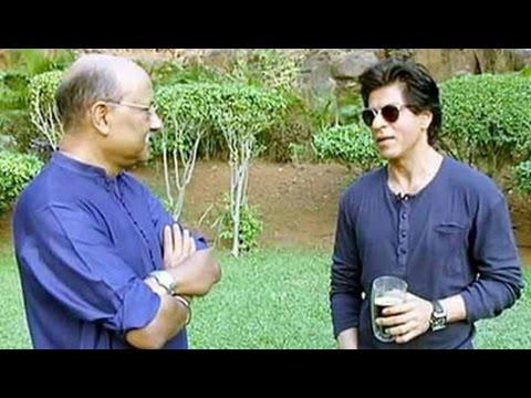 Walk The Talk with Shah Rukh Khan