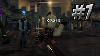 Saints Row IV: Ep. 7 - PLAYING IN TRAFFIC!
