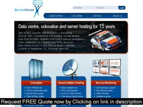 UK COLOCATION Server Hosting Providers