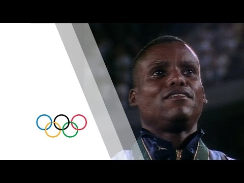Carl Lewis & Michelle Smith's incredible Atlanta memories | Olympic History