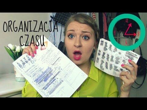 Vlog: Organizacja Czasu - Triki I Porady