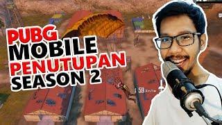 MENUTUP SEASON 2 DI PRISON - PUBG MOBILE INDONESIA