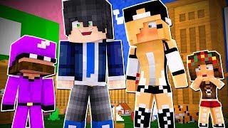 Minecraft Daycare - MEETING HIS PARENTS !? (Minecraft Roleplay)