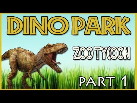 Zoo Tycoon 2: Dino Park - Part 1 - A Birth & Brachiosauruses!